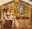 Штукатурка Древнего Египта