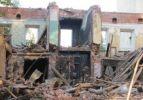 Разрушенный особняк