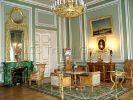 Интерьер Зеленой гостиной Юсуповского дворца