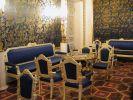 Убранство Синей гостиной Юсуповского дворца