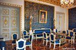 Интерьер Синей гостиной Юсуповского дворца