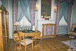 Интереьер одной из комнат дворца,созданный под руководством А.Я.Белобородова