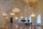 Парадная столовая Мраморного дворца