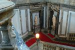 Парадная лестница Мраморного дворца