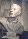Скульптура Ю. Ю. Гагарина