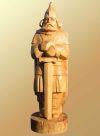 Деревянная скульптура малых форм