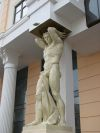Античная скульптура в интерьере российских дворцов и усадеб