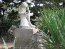 Копия античной статуи в парке