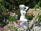 Античная скульптура в парке