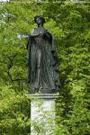 Статуя Аполлона Мусагета