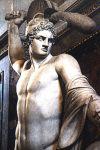 Подвиг в античной скульптуре