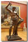 Скульптура В. И. Демута-Малиновского-Русский Сцевола