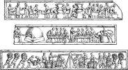 Рельеф из храма Аполлона Сосиана 2