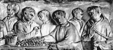 Рельеф Древнего Рима
