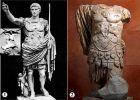 Статуя Августа из Прима Порта 2