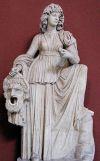 Cкульптурf Древнего Рима