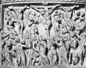 Рельеф Христа, распятого на кресте