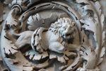Растительный орнамент в пластике средневековья