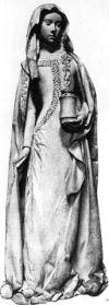 Статуя св. Магдалины