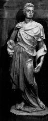 Cтатуя пророка Исайи