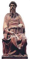 Статуя Донателло