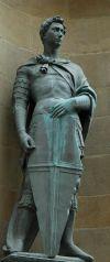 Статуя Флорентийского собора Орсанмикеле и кампанилы
