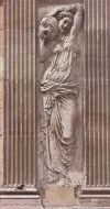 Рельеф Жана Гужона для фонтана невинных 2