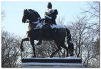 Памятник Петру I, выполненный Растрелли