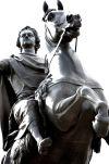 Конная статуя Петру I