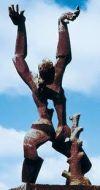 Кубическая скульптура 2