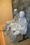 Скульптура Сегала