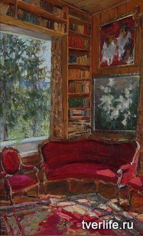 Мебель в доме графа Остерман-Толстого