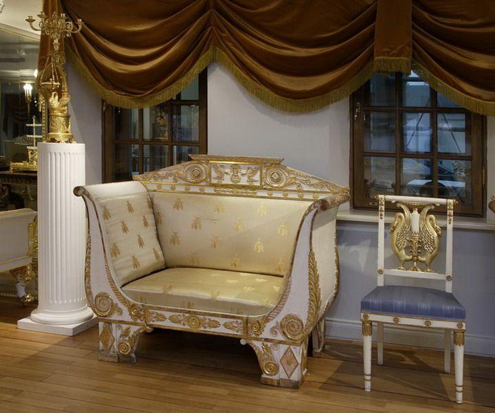 Мебель ампира