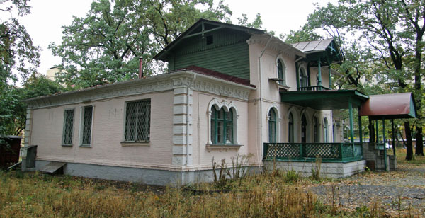 Дача конца XIX- начала ХХ веков