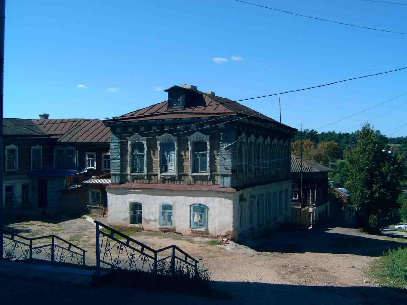 Дом конца XIX века