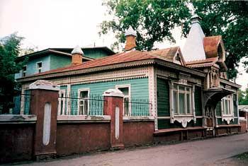 Дача конца XIX – начала XX столетий