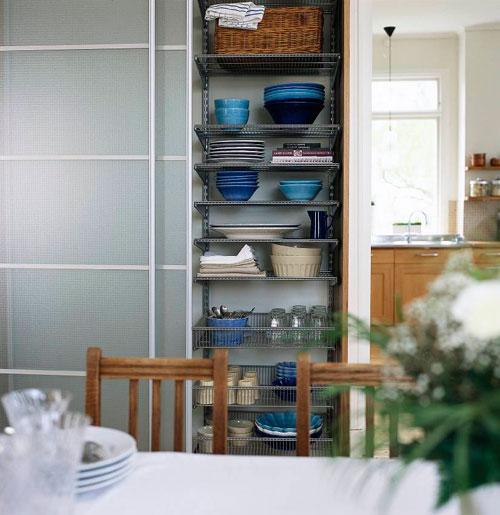 Шкаф для хранения посуды