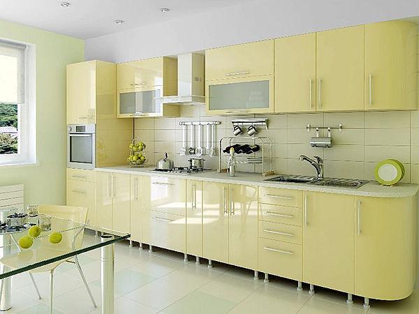 Однолинейная кухня