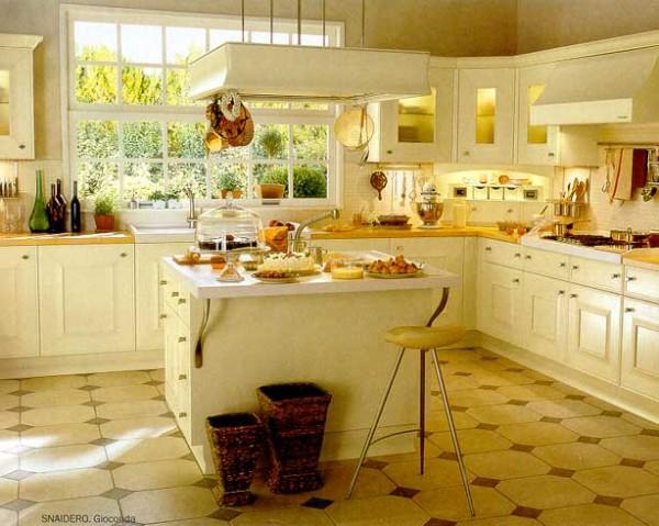 Кухня с островом 2