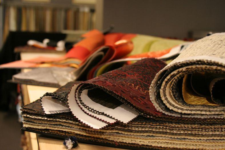 Акриловые волокна в ковре