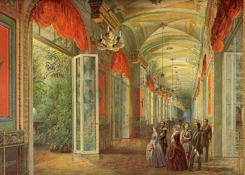 Помпейская галерея