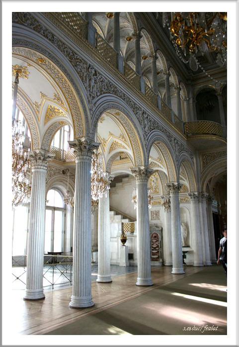 Перес Павильонный зал