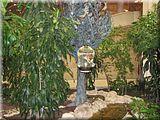 Зимний сад в квартире-особняке Вонлярлярских