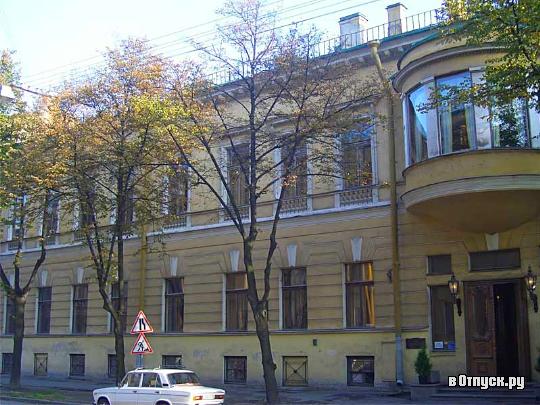 Зимний сад в особняке Половцева 2