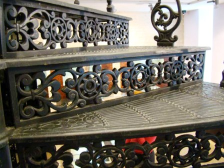 Лестница в Зимнем дворце