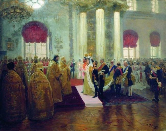 Свадьба императора