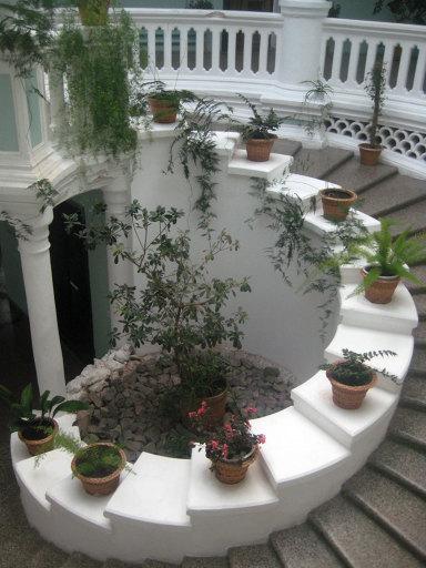 Садовый зал в помпейском стиле