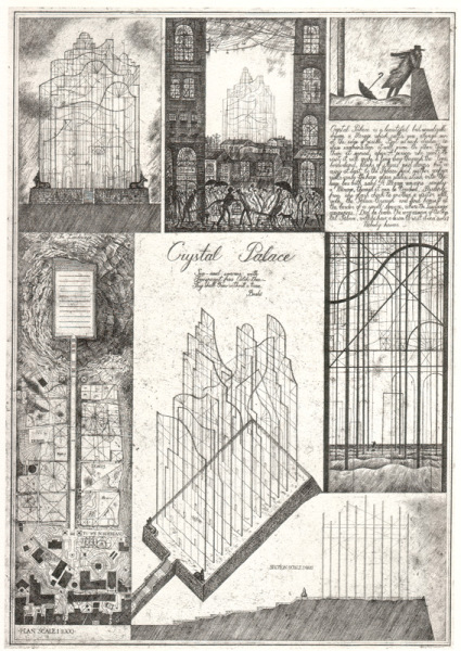Проект Кристального дворца