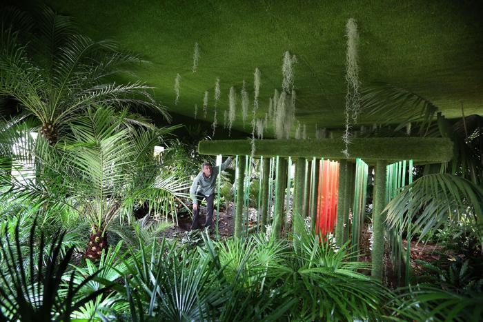 Выставка садоводства
