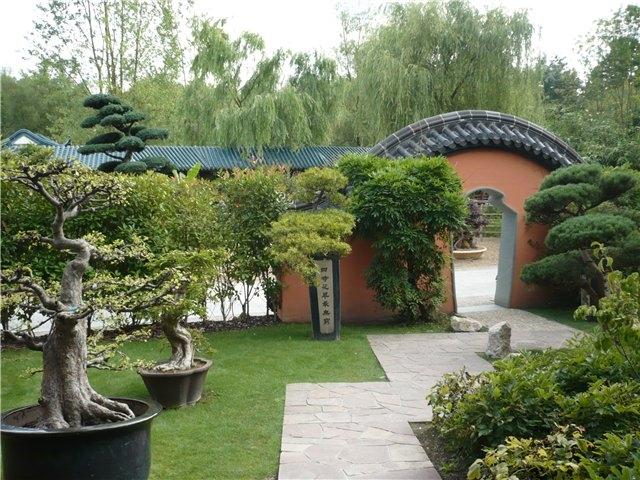 Личный сад Китая